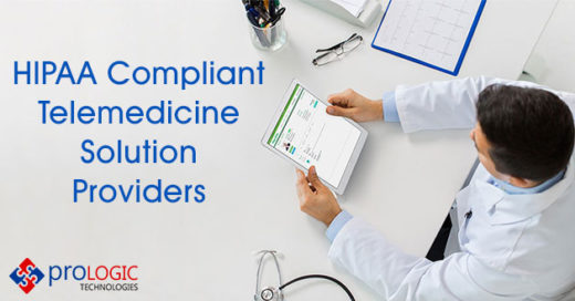 HIPAA Complaint Telemedicine Solution Providers