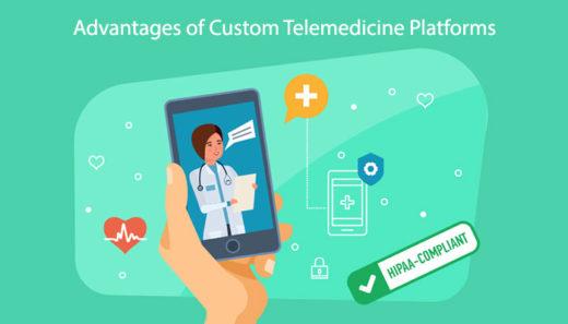 Telemedicine custom platform