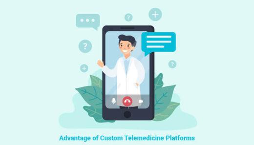 Custom telemedicine solution