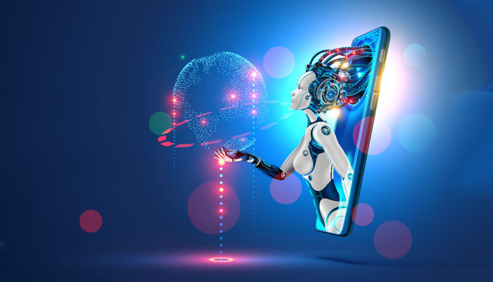 Artificial intelligence in Mobile apps