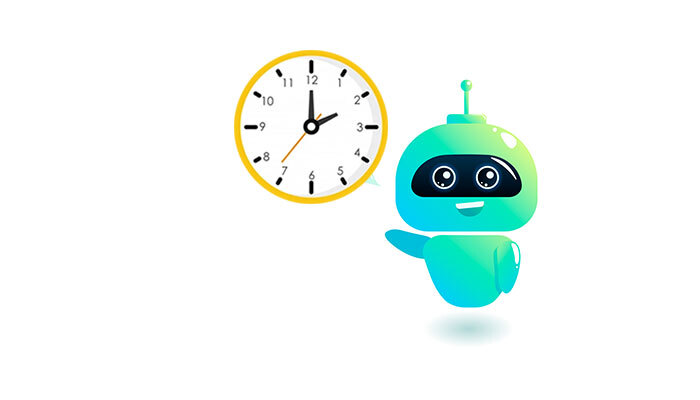 Chatbot works 24/7