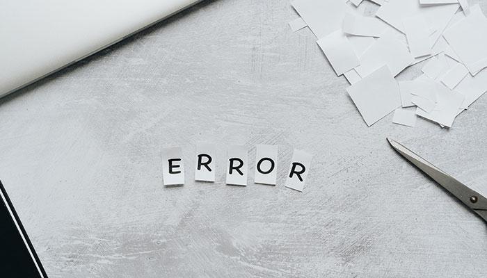 reduction in human error