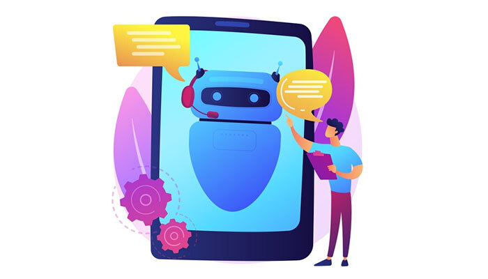 chatbot builfd trust