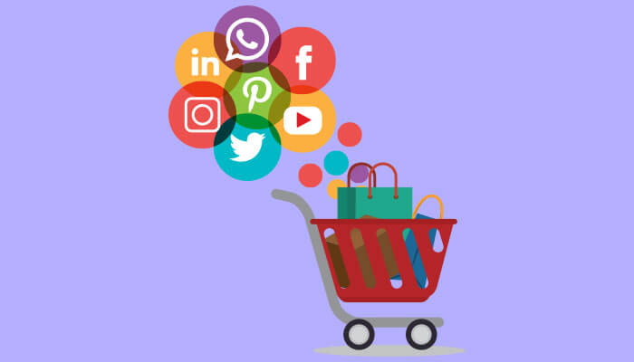 intehrate social commerce