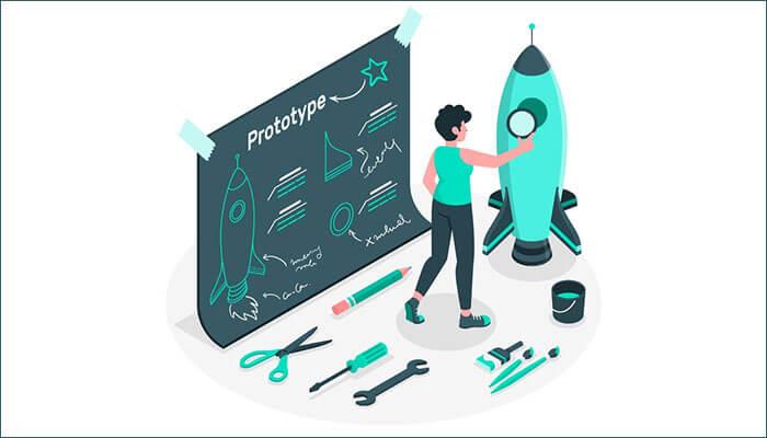prototyope of idea