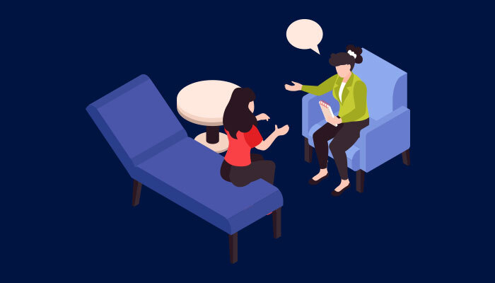 talk therapy prepares you