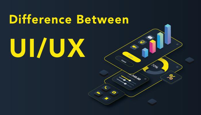 what separates UI & UX