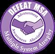 Defeat MSA Logo